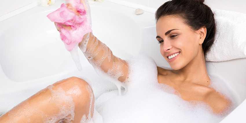 Brinde seus sentidos com os prazeres do banho