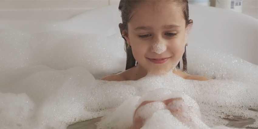 O Banho das Crianças