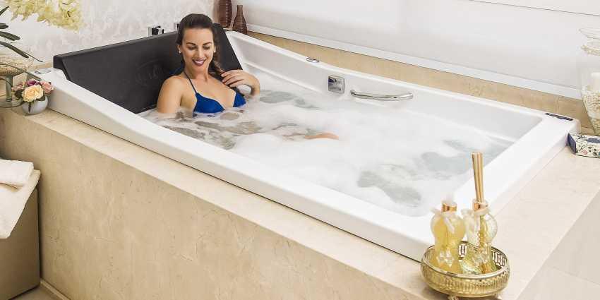 Um banho em uma banheira pode queimar até 140 calorias, sabia disso?